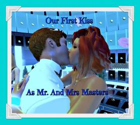 First Kiss framed.jpg