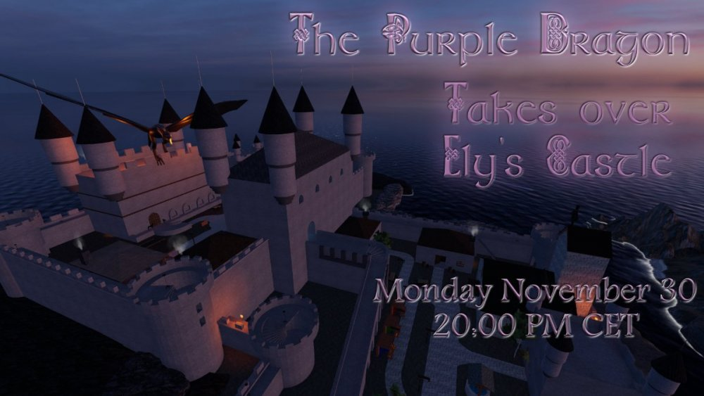 TPD takes over Ely's Castle.jpg