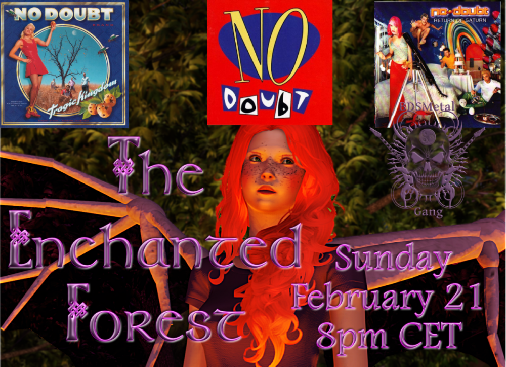 No Doubt Enchanted forest.png