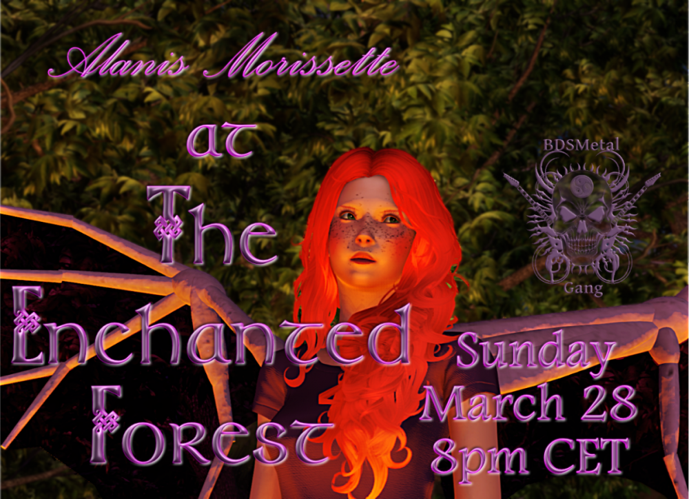 Alanis Enchanted forest.png